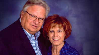 Carmela (DiLuzio) and Steve Bobick Establish Endowed Scholarship Fund
