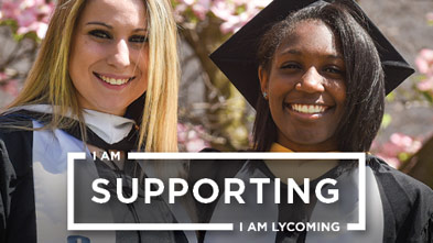 I am Supporting. I am Lycoming.