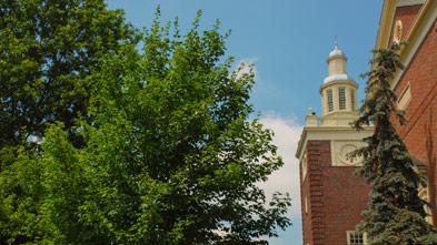 Lycoming College's Clarke Chapel